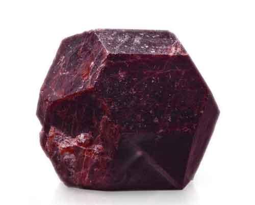 granate-mineral
